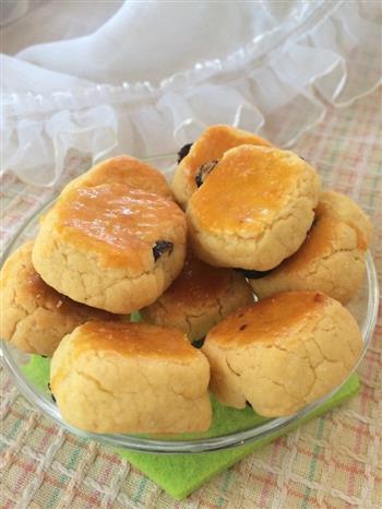葡萄干蛋奶酥饼干的做法图解8