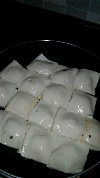 岑溪嫩豆腐酿的做法图解3