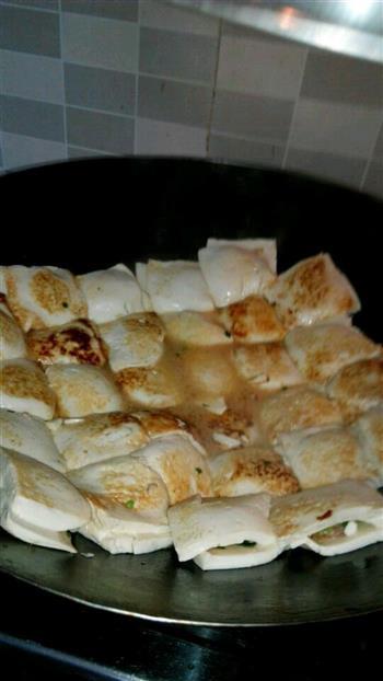 岑溪嫩豆腐酿的做法图解4