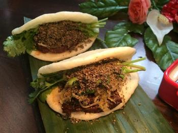 台湾刈包-中华汉堡的做法图解16