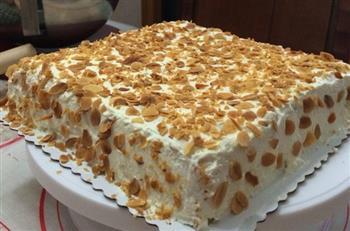 榴莲飘飘戚风蛋糕的做法图解27