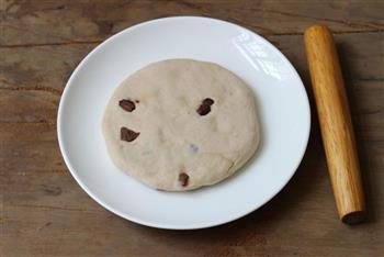平底锅红枣松饼的做法图解4
