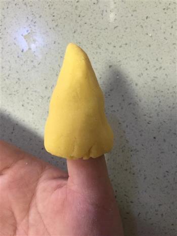 玉米面窝窝头的做法图解9