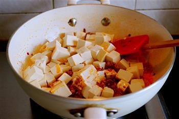 肉末麻婆豆腐的做法图解10