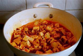 肉末麻婆豆腐的做法图解11