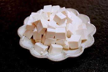 肉末麻婆豆腐的做法图解3