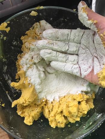 新西兰南瓜玉米糯米窝窝头的做法图解7