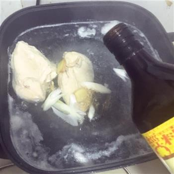 重庆口味鸡丝凉面的做法图解4