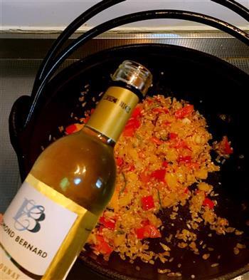 西班牙海鲜饭的做法图解4