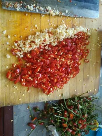 自制剁椒酱的做法图解3