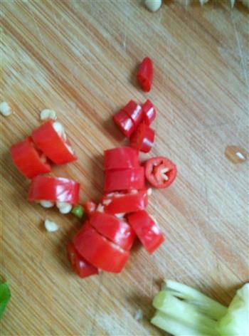 炒豇豆的做法图解2