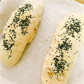 以假乱真的全麦面包的做法图解7