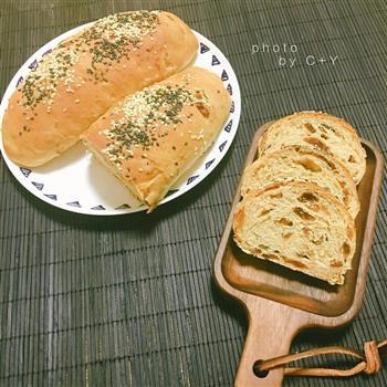 以假乱真的全麦面包的做法图解8