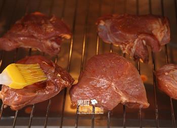 秘制叉烧肉的做法图解5