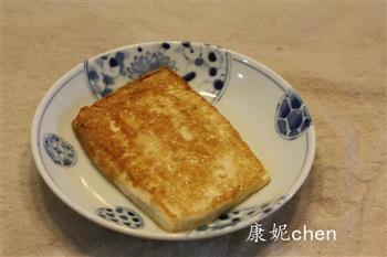 核桃五彩豆腐的做法图解6