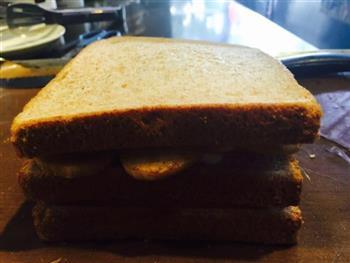 低颜值三明治的做法图解5