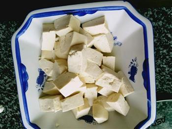 葱油豆腐的做法图解1