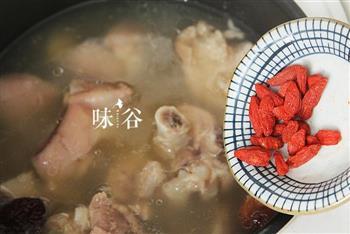 黄豆猪蹄汤-滋补可以如此简单的做法图解5
