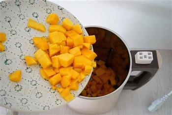 芒果果酱-豆浆机版的做法图解6