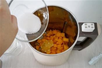 芒果果酱-豆浆机版的做法图解8