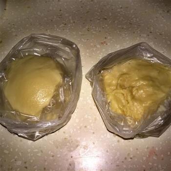 层层酥脆,口口香-香葱牛舌饼的做法图解3