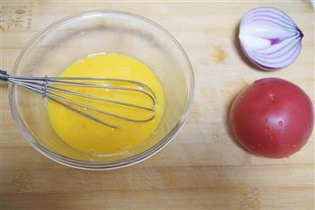 不一样的番茄鸡蛋卷的做法图解2