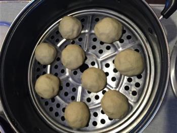 豆渣玉米面窝窝头的做法图解9