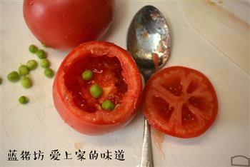 番茄鸡蛋蛊的做法图解2