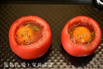 番茄鸡蛋蛊的做法图解4