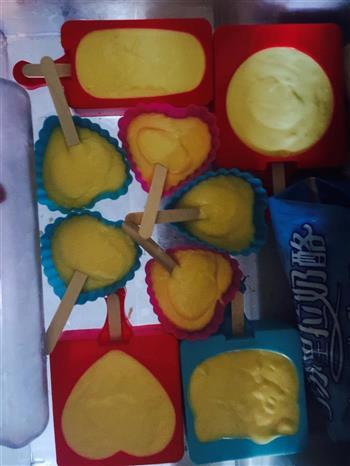 芒果奶油冰激凌的做法图解7