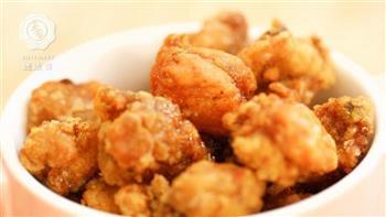 鸡米花—迷迭香的做法图解8