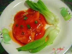 茄汁局荷包蛋