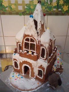 梦幻城堡姜饼屋