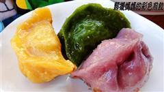 绚丽多姿的酸菜饺子