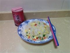 扬州炒饭家庭版