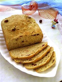 果干麦片全麦面包