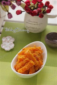 咸蛋黄焗南瓜