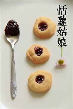 蓝莓酱可球