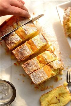 糖渍苹果蛋糕