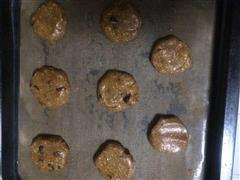 蔓越莓燕麦饼干