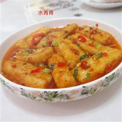 蛋香麻婆豆腐