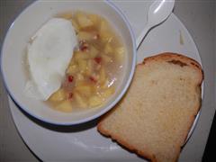 果味荷包蛋