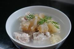 花胶牛蹄筋汤