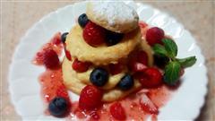 法式红果酥饼