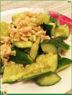 家常菜-拍黄瓜