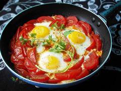 番茄荷包蛋