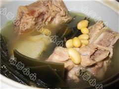 天麻骨头汤