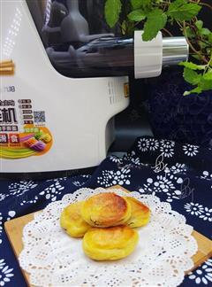 面条机做南瓜饼