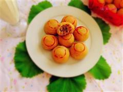 五仁自来红月饼