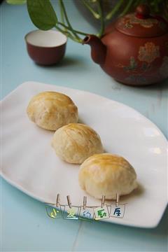 苏式鲜肉月饼